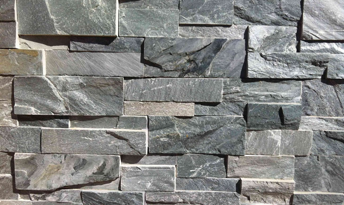 Pacifica Slate Stone Cladding