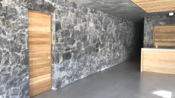 Camps Bay Project: Stoneworks